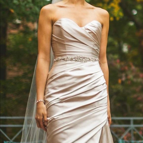 La Blanca Dresses La Sposa Collection Wedding Dress Poshmark